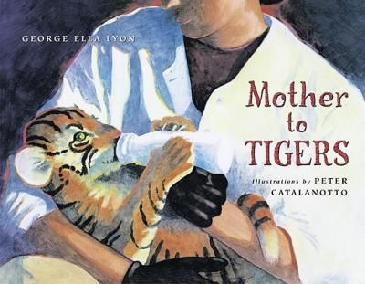 This remarkable book--strikingly striped as tigers are, sympathetically spoken as any child could wish--is a moving picture-book biography of Helen Martini, founder of the Bronx Zoo's animal nursery. Full color.