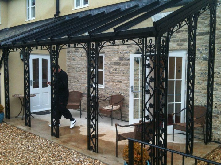 Glass Canopies Ireland Google Search Garden