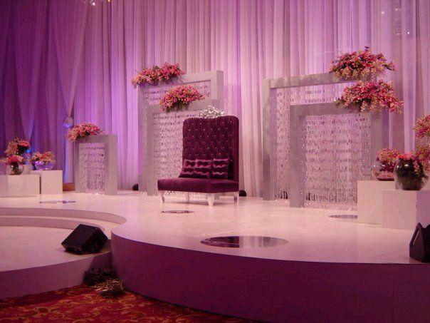 Arabic wedding decoration, koosha