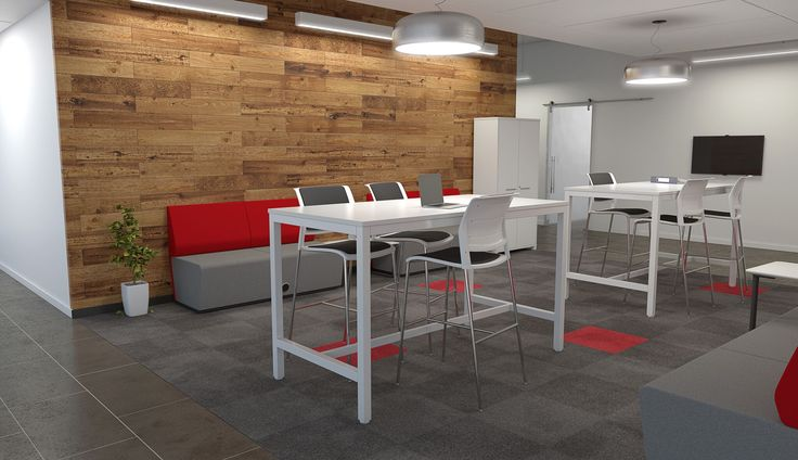 Our bar tables and bar stools pair perfectly together. The combination allows employees to work either sitting or standing, promoting healthy work environments.   http://www.jpofficeworkstations.com.au/urban-bar-table-1