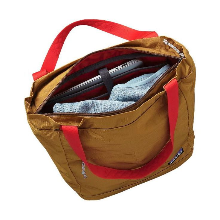 Patagonia Headway Tote 20L - Work & Travel Tote Bag