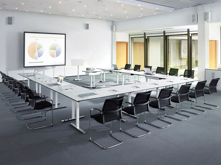 Commercial Conference Room Ideas With Modern Style