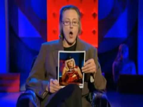 Christopher Walken on Friday Night with Jonathan Ross BBC1 performing a special Halloween Message