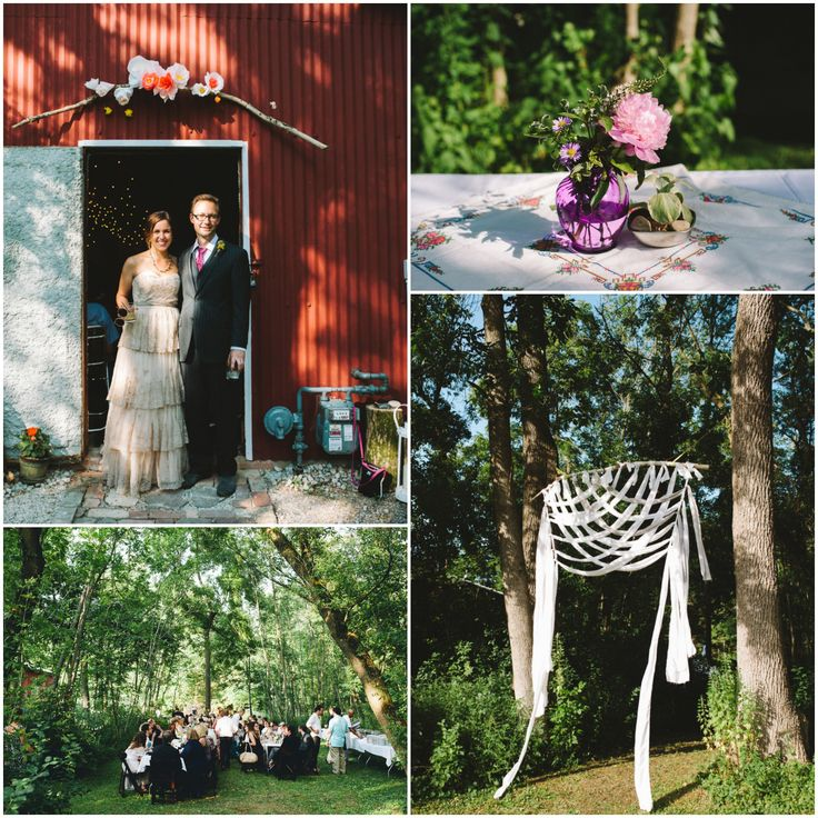 17 Best 1000 images about Backyard Wedding Decor on Pinterest Wedding