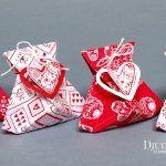 Tutoriel Ballotins Chocolat Saint-Valentin «Thinlits Mots d'Amour»