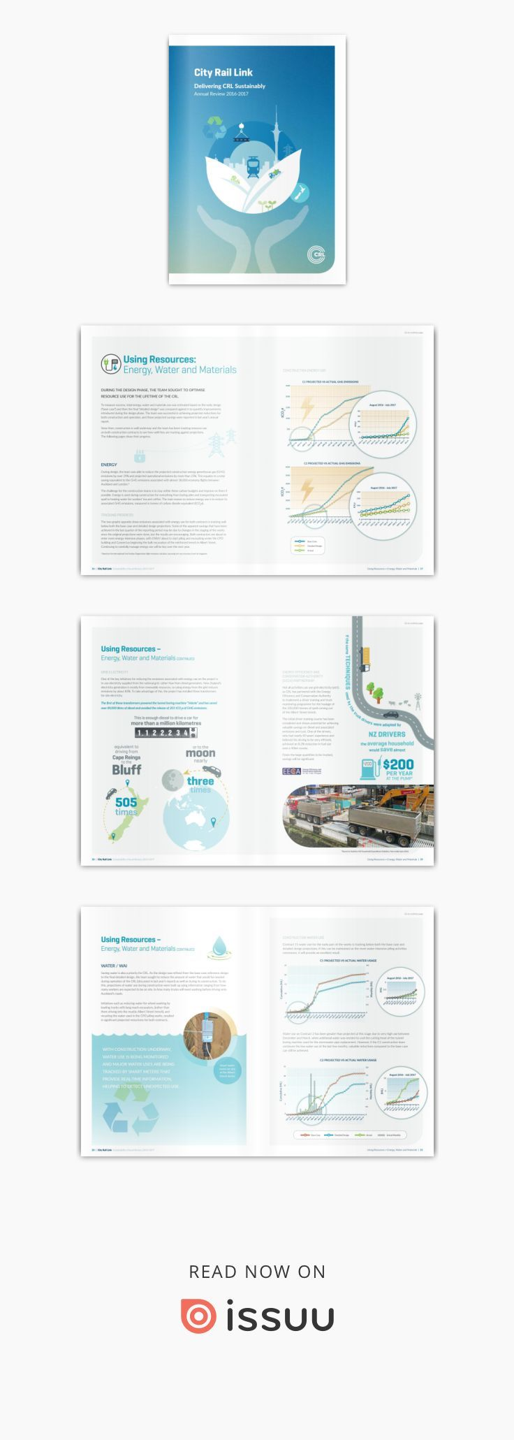 CRL Sustainability Annual Report 2016-17