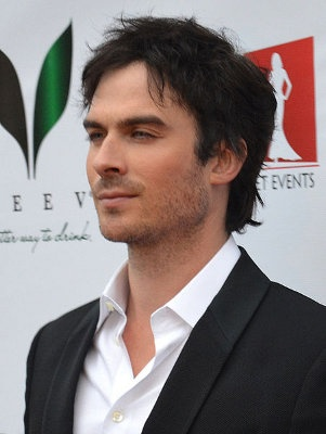The Ian Somerhalder Foundation aims to make a difference with animal sanctuary