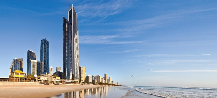 Me thinks it's almost time for another dose of Surfer's Paradise. Roll on SUMMER.