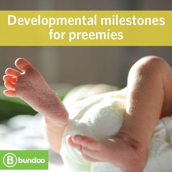 Premature babies may appear delayed compared to other babies their age. Learn more about developmental milestones for preemies.