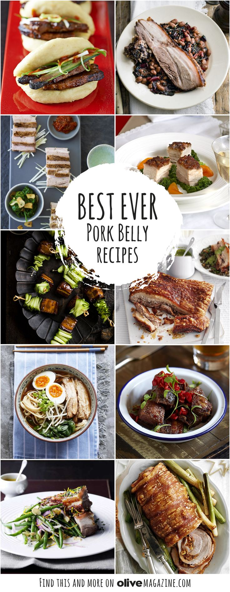 Easy on the wallet and just as simple to make, try one our 14 best ever pork belly recipes. Roast it, braise it, fry it - the choice is yours