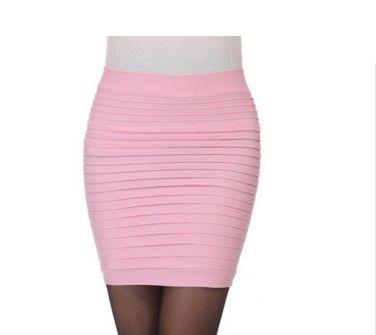 Krátká moderní dámská sukně světle růžová – dámské sukně Na tento produkt se vztahuje nejen zajímavá sleva, ale také poštovné zdarma! Využij této výhodné nabídky a ušetři na poštovném, stejně jako to udělalo již velké …