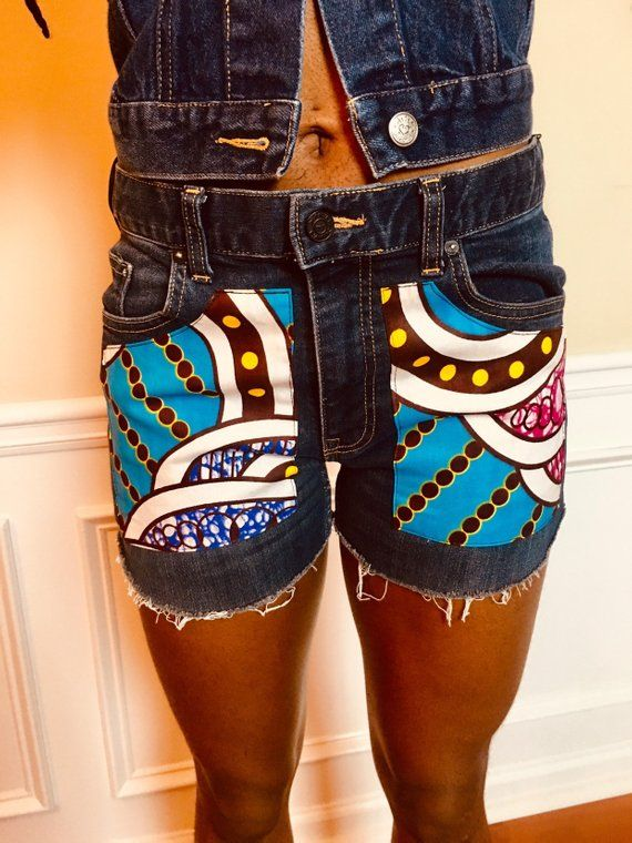 Small cut off jeans-3692