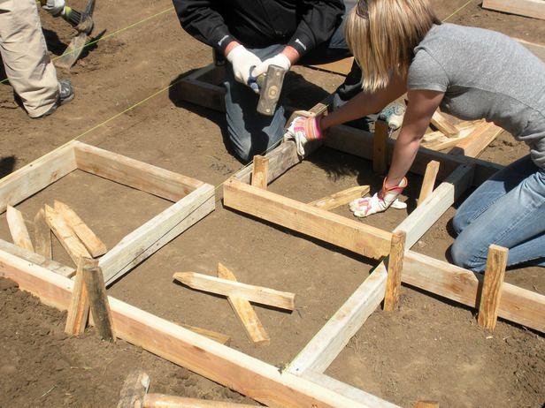 how to create a patio garden