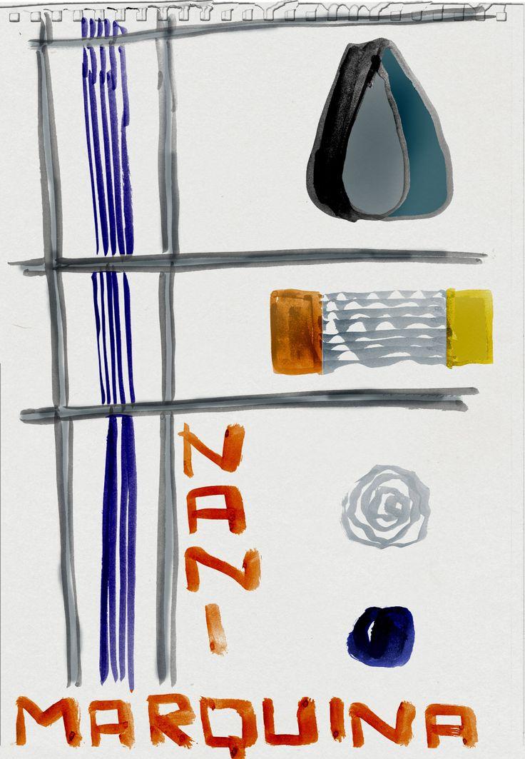 nani marquina www.danielecosta.net http://blog.tagesanzeiger.ch/sweethome/index.php/51706/daniele-costa-zeichnet-die-highlights-der-mailaender-moebelmesse/
