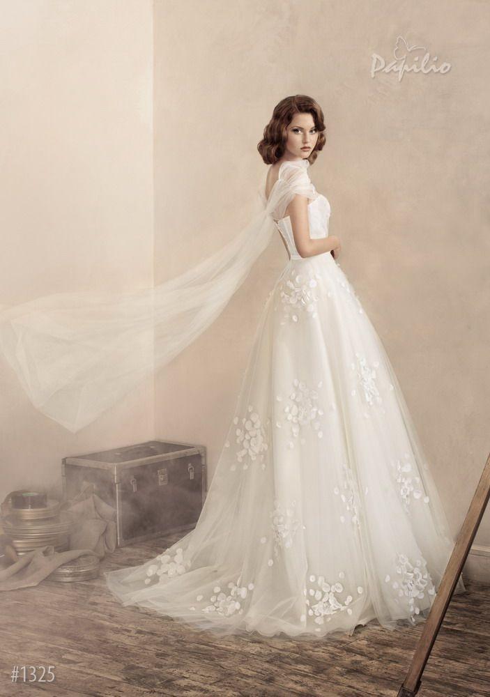 129 besten Papilio Gowns Bilder auf Pinterest | Hochzeitskleider ...