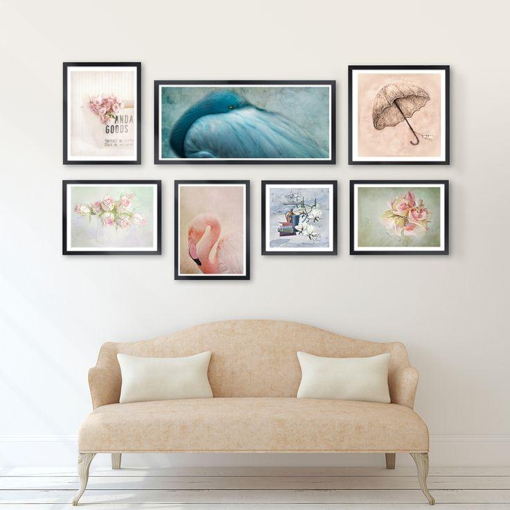26 besten bilder aufh ngen bilder auf pinterest bilder. Black Bedroom Furniture Sets. Home Design Ideas