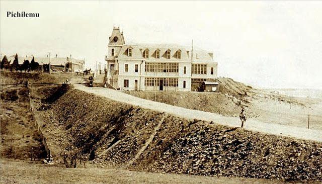 PCasino Ross, Pichilemu 1900