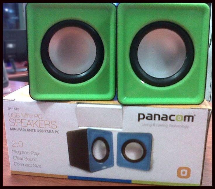 PANACOM SP-1610 PARLANTES MINI USB