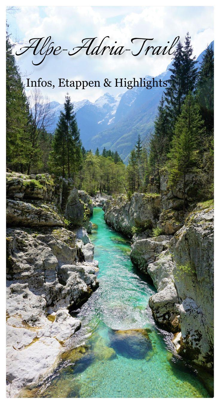 Alpe Adria Trail Infos Etappen Highlights Mit Hund In