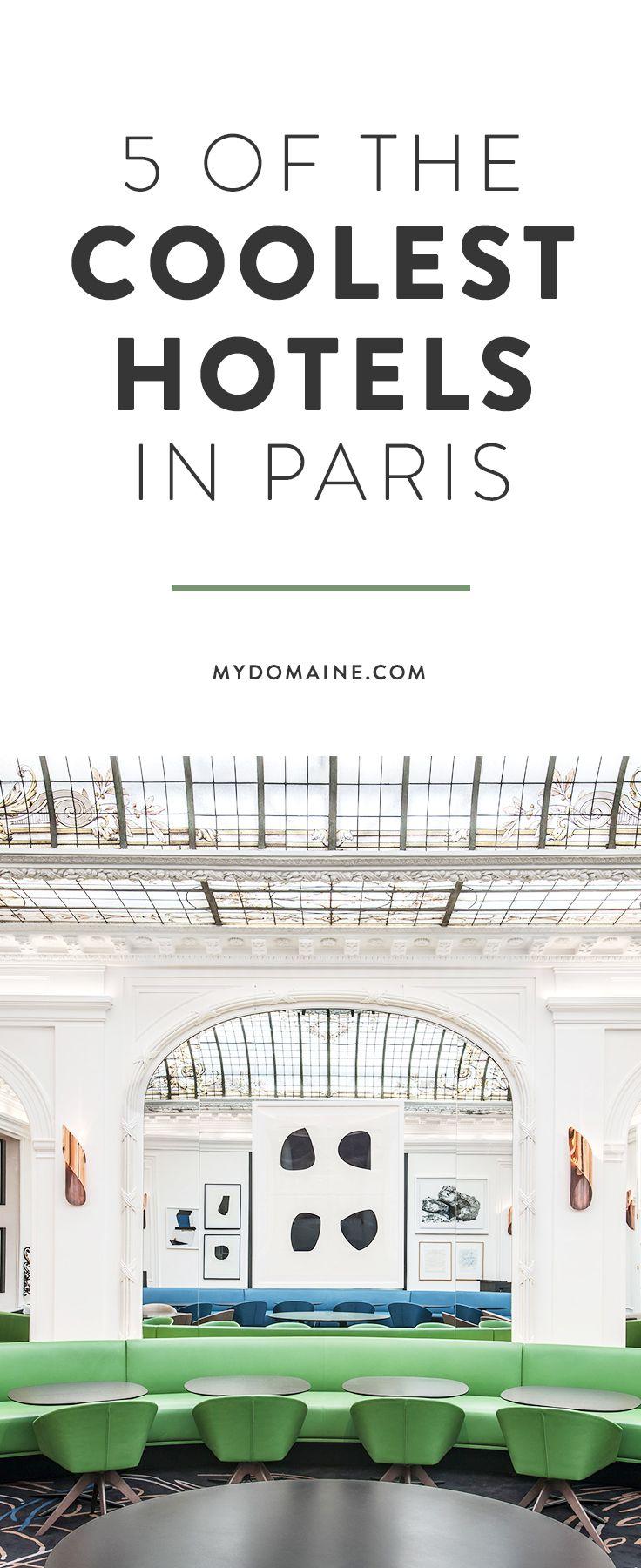 No wonder everyone travels to Paris...