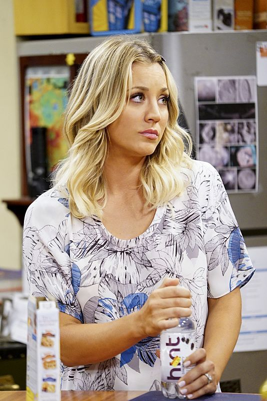 """""""The Military Miniaturization"""" -- Pictured: Penny (Kaley Cuoco). Colonel…"""