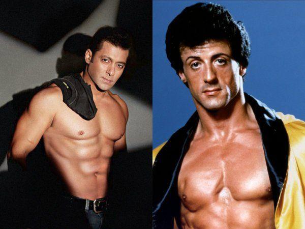 Hollywood Legend Sylvester Stallone Appreciates Salman Khan's Sultan!