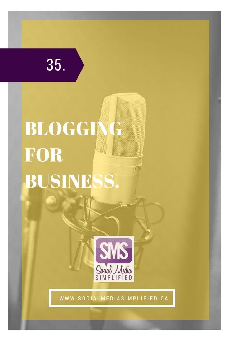 Business owners need a blog to speak to the people who want to do business with them. A business blog is a business owner's opportunity to speak to the pain points of their customers. | Blogging for Business with guest Maggie Patterson | Social Media Simplified Podcast | Lara Wellman Digital Marketing
