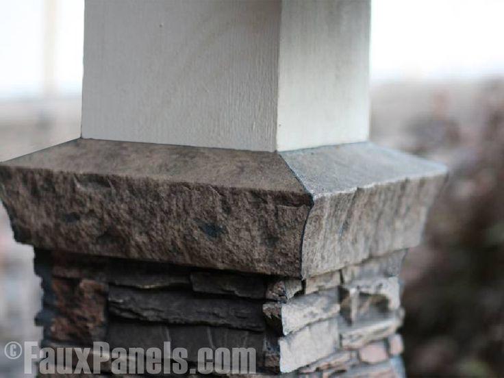 Best 25 Fake Stone Ideas On Pinterest Fake Stone Wall