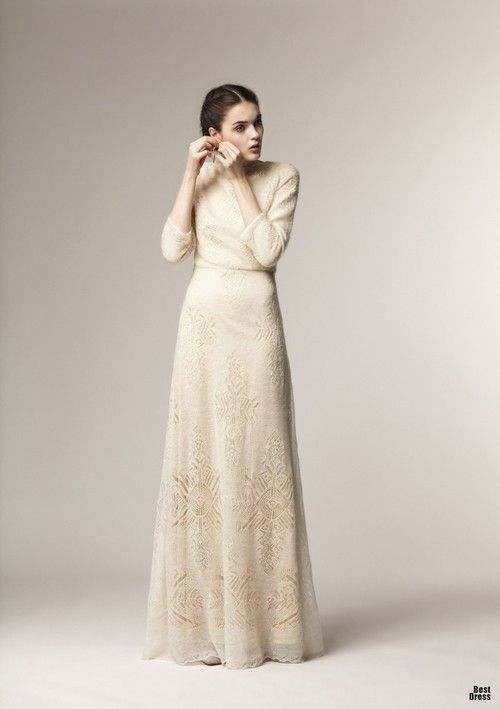 Wedding gown for Jeyne Poole, A la Russe