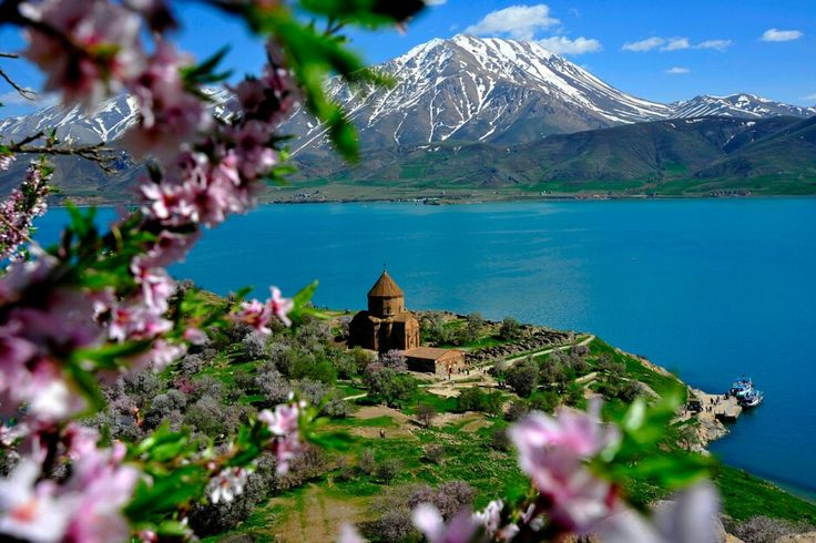 Lake Van is estimated as the former location of Garden of Eden