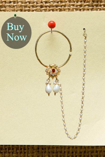 Buy Nose Ring Online on #style fortune Free Shipping, Reasonable Prices.