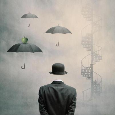 Surrealism Art Tommy Inberg