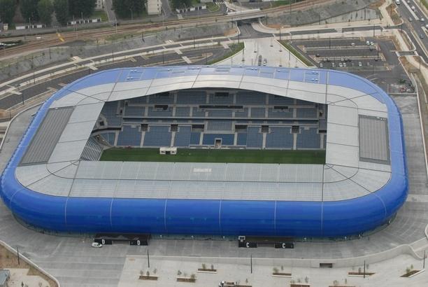 Stade Oceane (Le Havre, France)