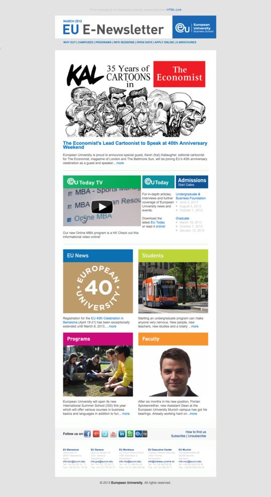 mail chimp newsletter templates - 38 best editable mailchimp template newsletter images on