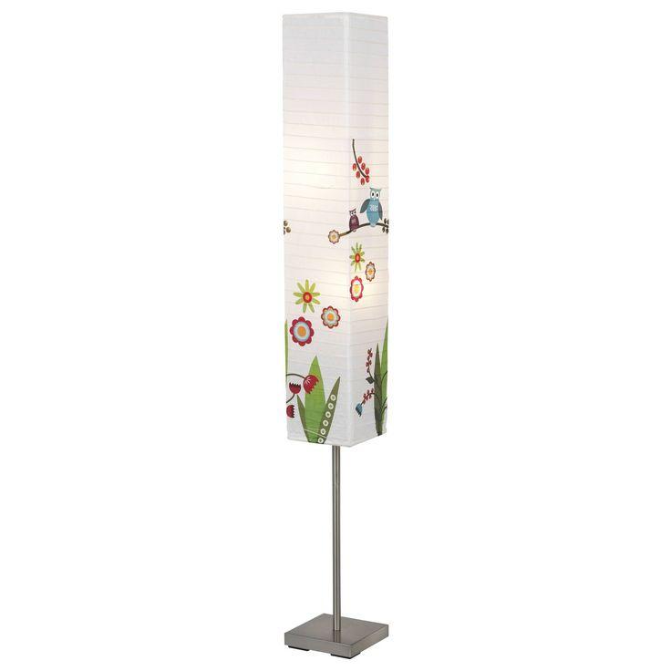 Vogel vloerlamp - kinderkamer verlichting - binnenverlichting | Lichtkoning