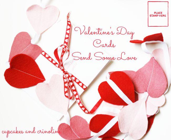 Sending Love with Valentine Cards #ValentineCards #shop