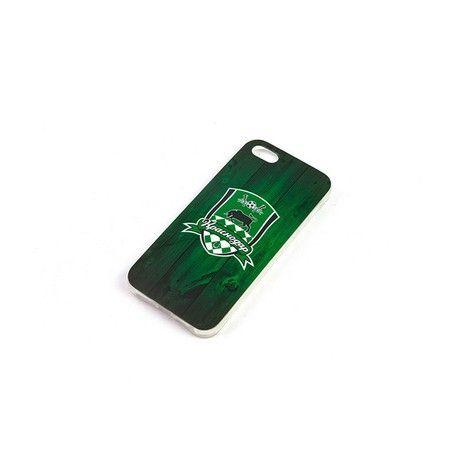 Чехлы для Iphone 5 (зеленые) Бренд: KAPPA Артикул: KAPPA_IPHONE5_CASE_2