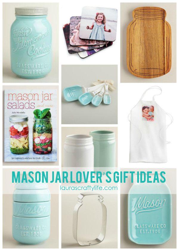 Amazing Mason Jar Loveru0027s Gift Ideas