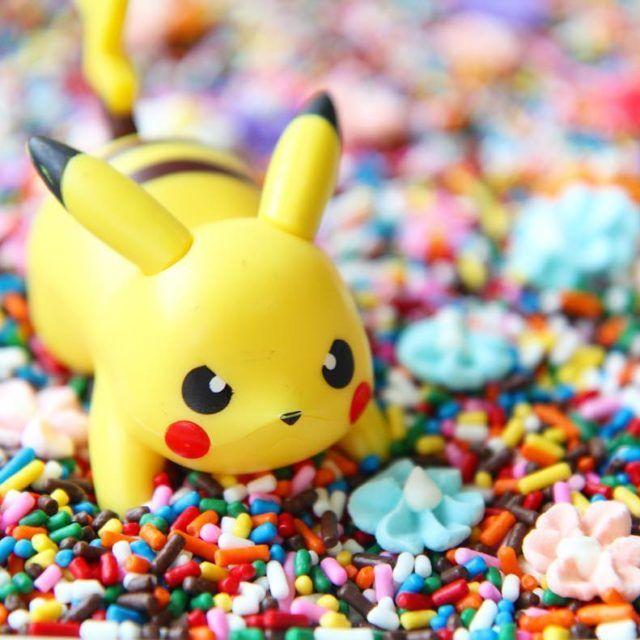 Ah esta! pikachu