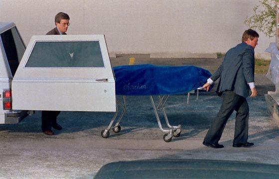 Au revoir, mon ami. Ted Bundy.