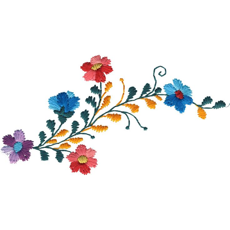 Like this idea for my next tattoo.Mexican Flowers