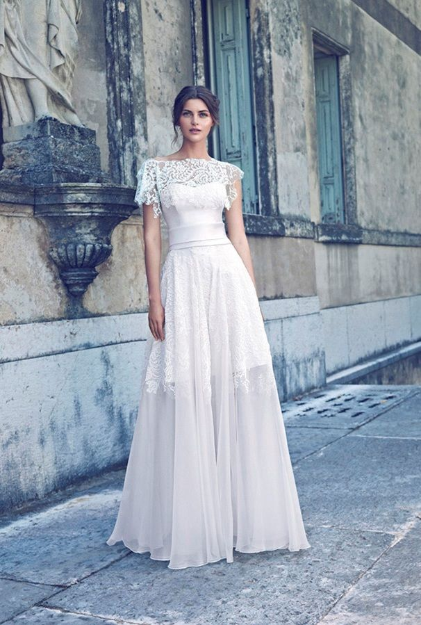 52 best BEAUTIFUL GOWNS images on Pinterest | Bridal dresses ...