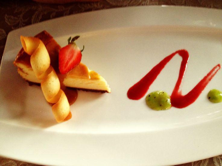 Baked Cheese Cake - Padma Hotel Bandung