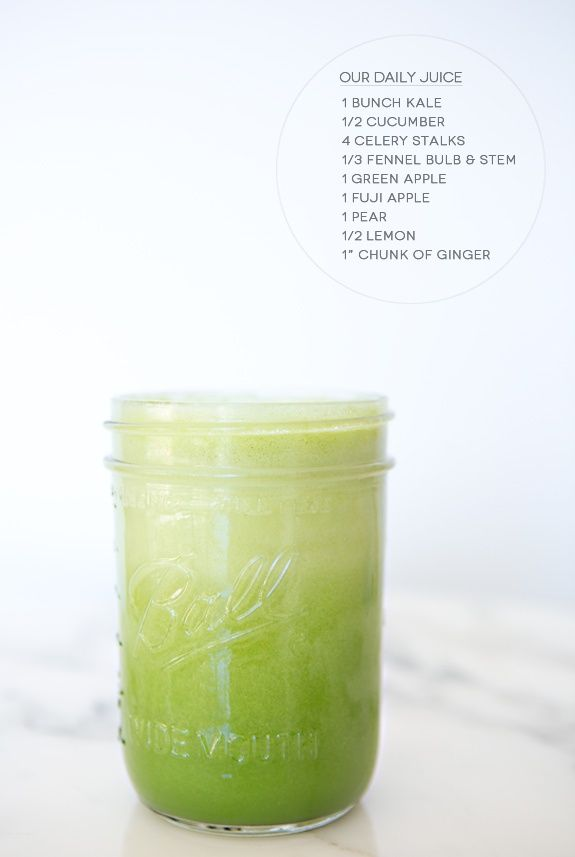 Great Green Juice
