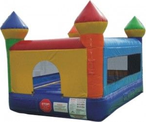 Indoor Bounce House 10x14