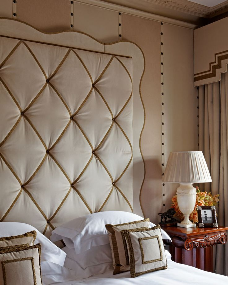 Magnificent Tufted Headboard I Alidad Design