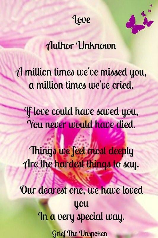 17 best missed love ones images on Pinterest | True words ...