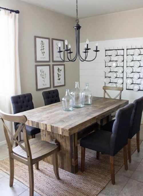 All You Need To Know About Dining Table Ideas Dengan Gambar