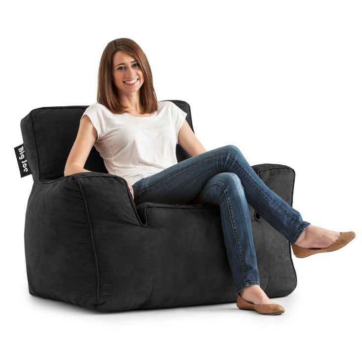 Comfort Research Big Joe Media Suite Bean Bag Lounger