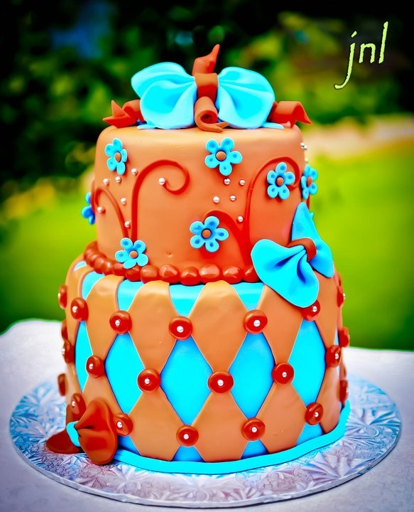 Daphne Made Her Own Birthday Cake Too: 17 Best Images About Turquoise And Orange Wedding